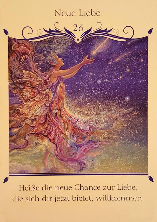 Neue Liebe Das Seelenpartner Orakel Orakelkarten Orakelkartennet