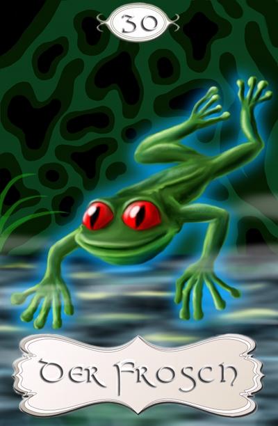 Frosch Orakel